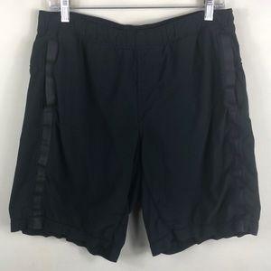 Lululemon Athletica Black Workout Shorts Large